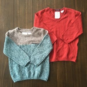 Zara Basic Ribbed Sweaters